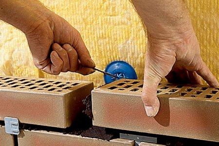 Фото 1 Как и куда укладывать клинкерный кирпич?