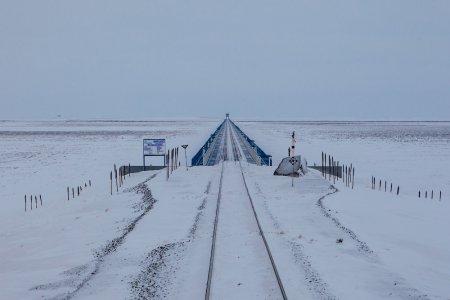 Особенности строительства за полярным кругом