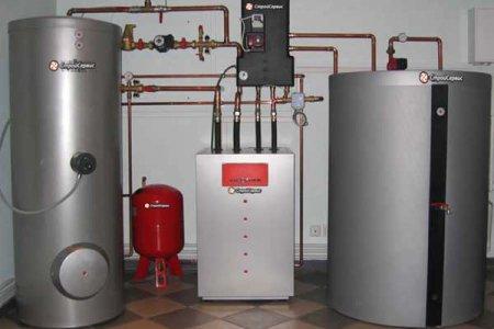 Фото 1 Теплоноситель в системе водяного топления
