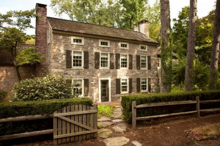 Особенности домов, построенных в английском стиле