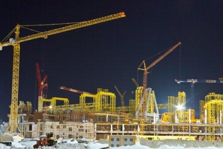 Строительный сектор Испании бьет рекорды