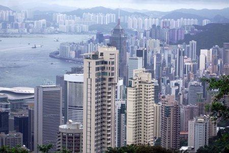 Продажи недвижимости в Гонконге показывают стремительное падение
