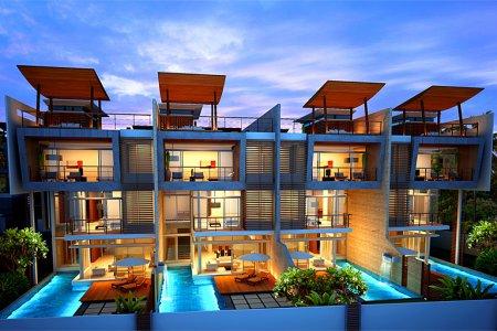 В Бангкоке растет спрос на жилую недвижимость