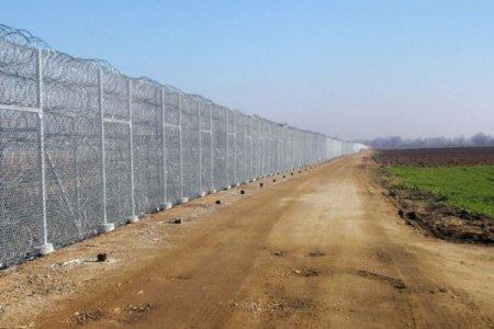 На границе Эстонии и России появится стена