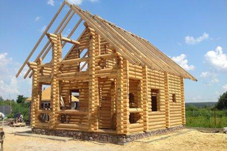 Строим из дерева