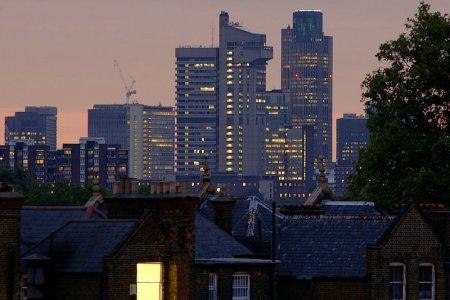 На территории Лондона появится больше высотных сооружений