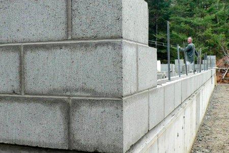 Современные материалы для строительства стен: газобетон