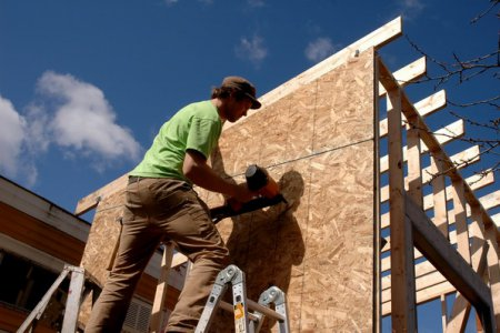 В США увеличивается спрос на дома, рассчитанные на одну семью