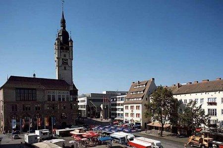 В Германии активно строится жилая недвижимость
