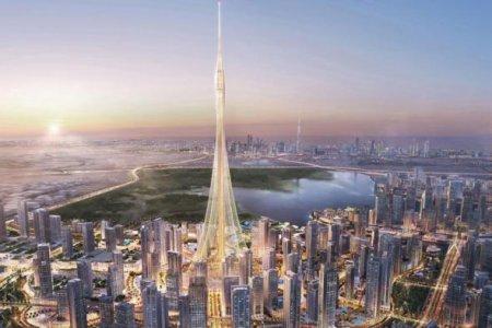 В Дубае появится самый высокий в мире небоскреб